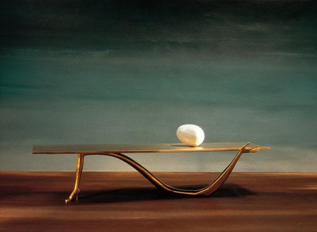 Peças criadas por Salvador Dalí (Foto: Herança Cultural/Divulgação)