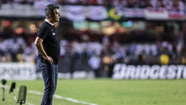 Ney Franco São Paulo x Tigre (Foto: Thiago Bernardes / Estadão)