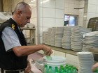 Procon apreende alimentos vencidos em restaurantes de luxo no Recife