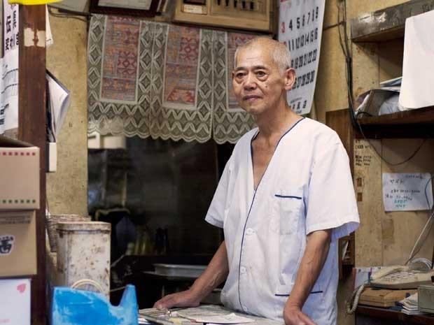 O empresário Isamu Yoshida. (Foto: Ewerthon Tobace / BBC Brasil)