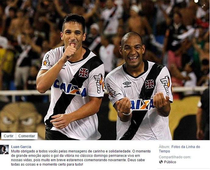 Vasco Luan e Rodrigo