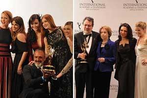 Novela 'Império' e comédia 'Doce  de mãe' faturam o Emmy 2015 (Facebbok / International Emmy Awards)
