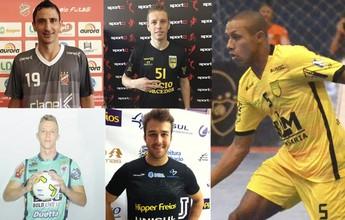 Carlos Barbosa anuncia cinco reforços e a dispensa de 9 jogadores para 2017