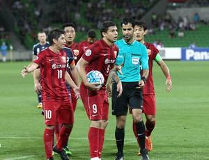 BLOG: Elkeson dá assistência, mas Shangai SIPG perde na Champions da Ásia