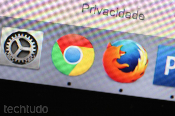 Chrome_Firefox_Privacidade (Foto: Melissa Cruz / TechTudo)