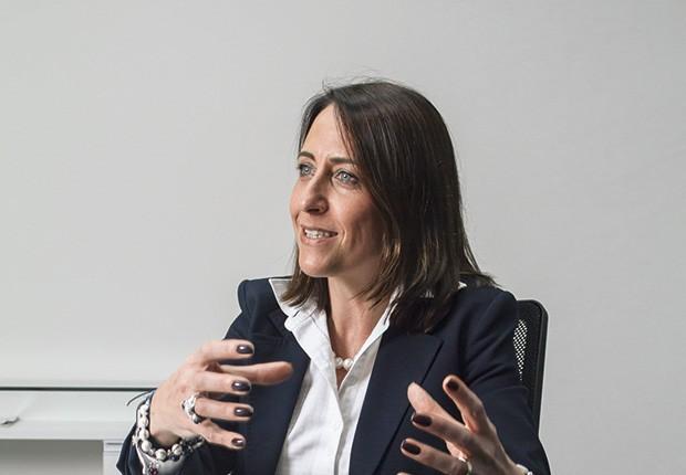 Carreira;Entrevista;Cristina Palmak;Inovação Cristina Palmak (Foto: Rogerio Albuquerque)
