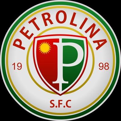 Novo escudo do Petrolina (Foto: Divulgação / Petrilina Social S. Futebol Clube)
