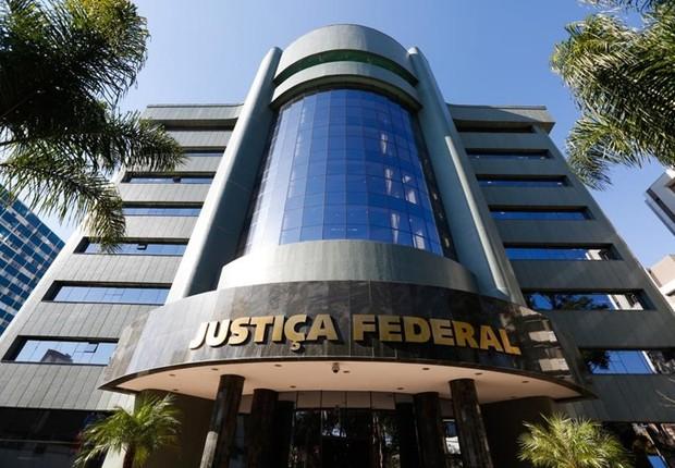 Sede da Justiça Federal em Curitiba, quartel-general da Operação Lava Jato (Foto: Divulgação)