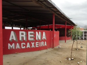 Local tinha arenas para confrontos dos galos (Foto: Divulgação/Assessoria)