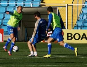 Treino Avaí Ressacada (Foto: Alceu Atherino/Avaí FC)