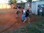 Torcedor é agredido por policial militar em jogo da segunda divisão goiana