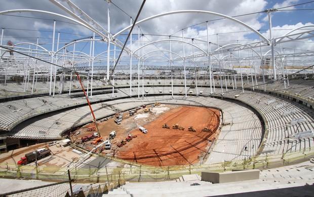 arena fonte nova em 12/12/2012 (Foto: Divulgação)