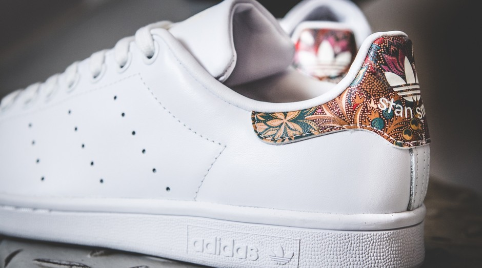 O Adidas Original foi criado para tenista e hoje é artigo de moda (Foto: Divulgação)