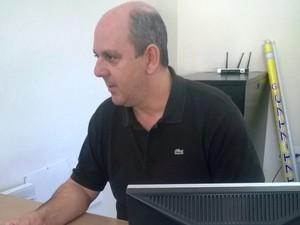 Diretor da Associação das Auto Escolas de Sorocaba fala de acessibilidade (Foto: Adriane Souza/G1)