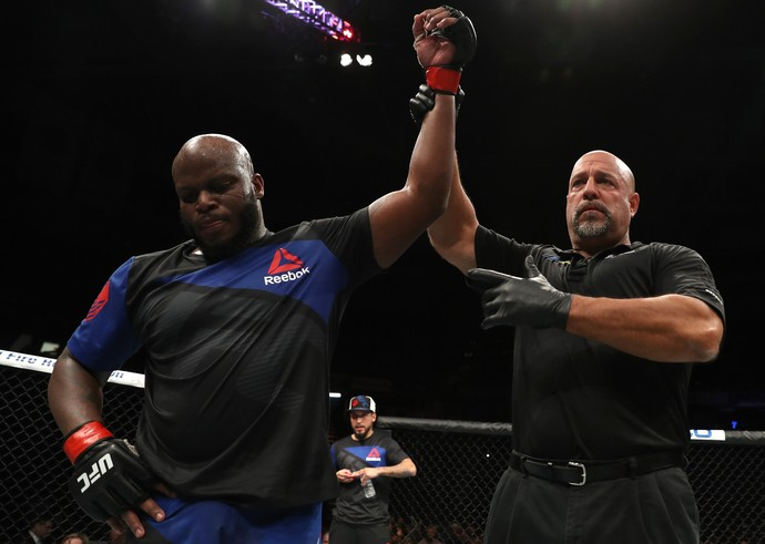 Derrick Lewis, UFC Albany (Foto: Getty Images)