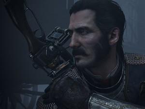 Sir Galahad, protagonista do game 'The Order: 1886' (Foto: Divulgação/Sony)