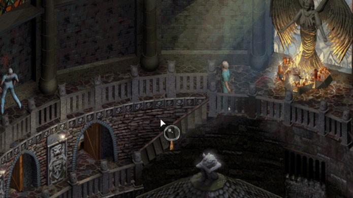 Sanitarium conquistou jogadores pela trama complexa e foco no terror psicológico (Foto: Divulgação/Steam)