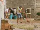 Após forte chuva, Itajubá registra vários pontos de alagamento