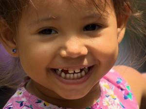 Fazer o bem é uma das maneiras de ser feliz (Foto: Reprodução/TV Vanguarda)