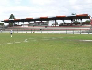 Estádio Newton Agibert Prudentópolis (Foto: Site oficial do Atlético-PR/Divulgação)