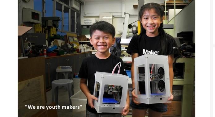 Impressora 3D compacta TinyBoy 2 permite imprimir brinquedos (Foto: Divulgação/TinyBoy)
