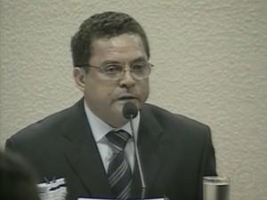 O empresário Ronan Maria Pinto (imahem de arquivo) (Foto: Reprodução/Jornal Hoje)