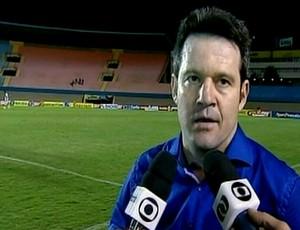 Argel Fucks, técnico do América-RN (Foto: Reprodução/Premiere FC)
