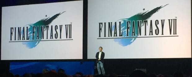 Versão de 'Final Fantasy VII', e não remake completo, não era o que os fãs da série esperavam (Foto: Bruno Araujo/G1)