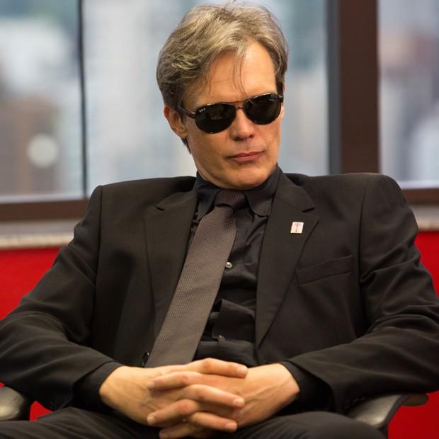 Dalton Vigh caracterizado para o filme 'A Comédia Divina' (Foto: Divulgação/TV Globo)
