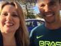 TE: Atleta Mário dos Santos Júnior competirá na marcha atlética de 50 km