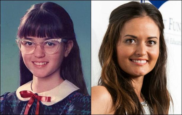 Outra que vai chegar à idade da loba em 2015 é Danica McKellar. A morena entrou para o imaginário adolescente da década de 90 como a Winnie Cooper da série 'Anos Incríveis' (1988–1993), que ela gravou quando tinha entre 13 e 18 anos. (Foto: Getty Images)