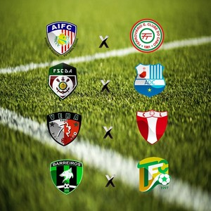 Confrontos das quartas de final da A2 do PE (Foto: GloboEsporte.com)
