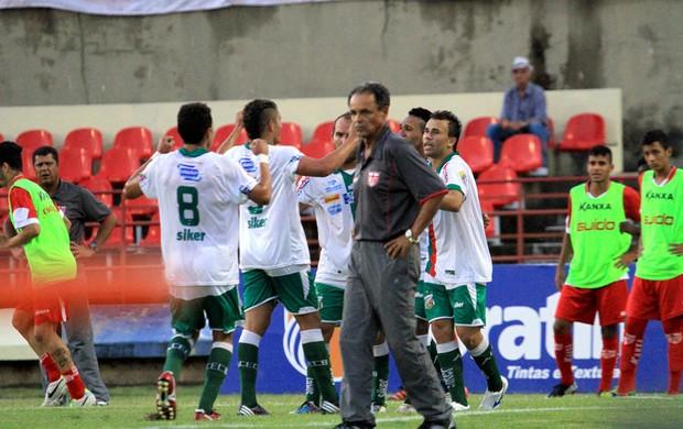 CRB x Baraúnas, no Rei Pelé (Foto: Ailton Cruz/ Gazeta de Alagoas)