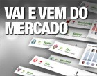 Confira as novidades do mercado da bola (Globoesporte.com)