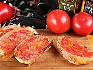 Pão com tomate (Foto: Gabi Butcher/Garfo&Foco/Divulgação)