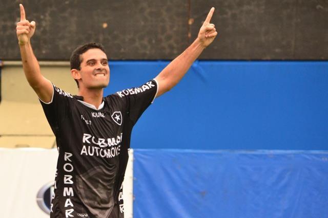 Luizinho - Botafogo Futebol de 7 (Foto: Joaquim Azevedo/Jornal F7)
