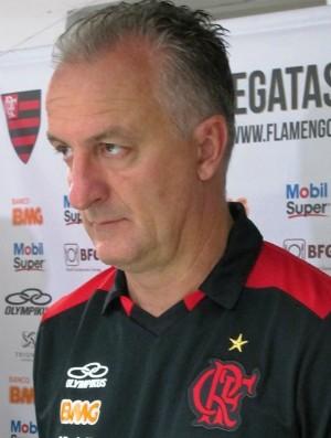 Dorival Junior, técnico do Flamengo (Foto: Lincoln Oliveira / Globoesporte.com)