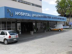 O Hospital Universitário Professor Alberto Antunes. (Foto: Divulgação/Ascom)