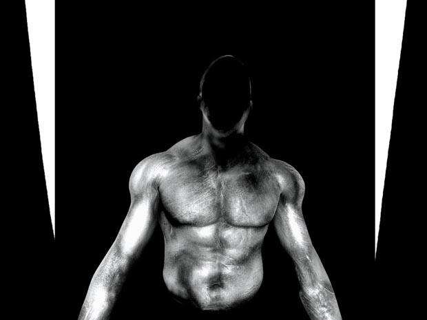 Imagem do clipe de 'Black skinhead', de Kanye West, lançado nesta segunda (Foto: Divulgação/kanyewest.com)