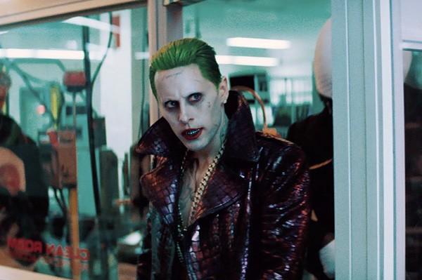 Jared Leto em 'Esquadrão Suicida' (2016) (Foto: Divulgação)