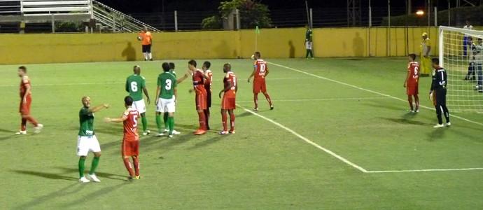 Guarani x Osasco Série A-2 Paulista (Foto: Warley Menezes / Guarani FC)
