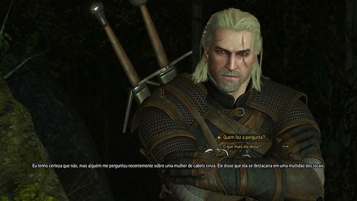 The Witcher 3 impressiona pela maturidade (Foto: Reprodução/Felipe Vinha)