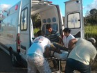 Agricultor morre eletrocutado e eletricista fica ferido em Monte Negro