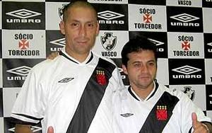 frank lobos claudio salinas vasco 2006 (Foto: GloboEsporte.com)