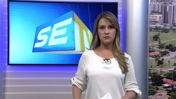 Priscilla Bitencourt apresenta o SETV 2ª Edição desta segunda-feira, 07 (Foto: Divulgação / TV Sergipe)