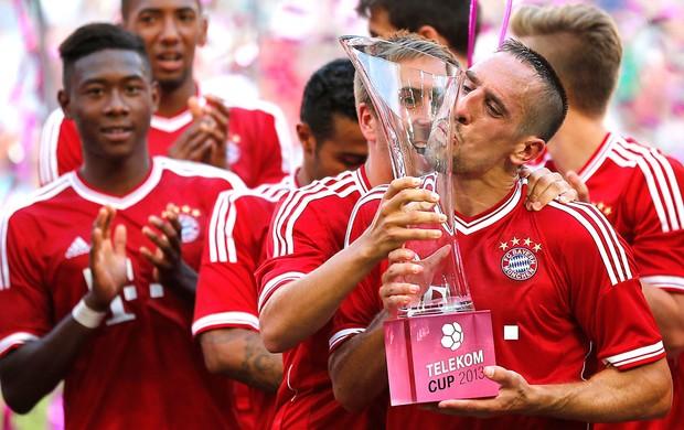 Ribery Bayern de munique (Foto: Agência AP)