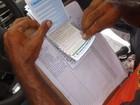 Carro de som convoca moradores de Teofilândia para 'super bolão' da Mega