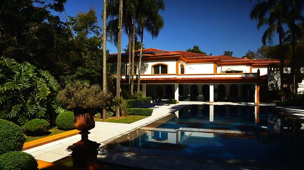Casa Brasileira, paisagista Gilberto Elkis (Foto: Divulgao/GNT)