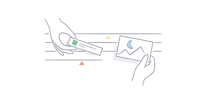Dropbox Paper é a nova ferramenta de colaboração online e está em fase de testes (Foto: Divulgação/Dropbox)