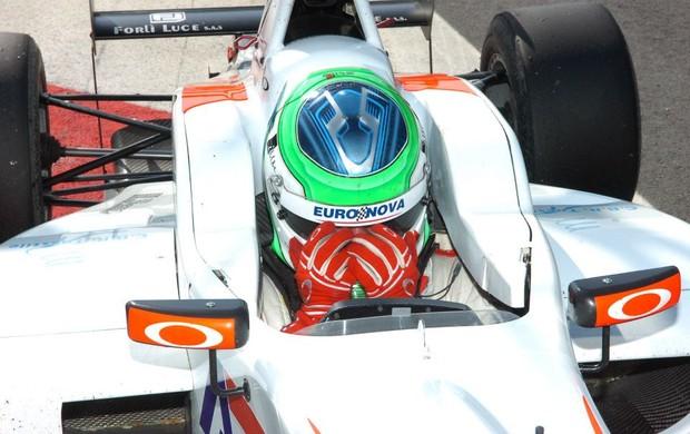 Nicolas Costa - Fórmula Abarth (Foto: Divulgação)